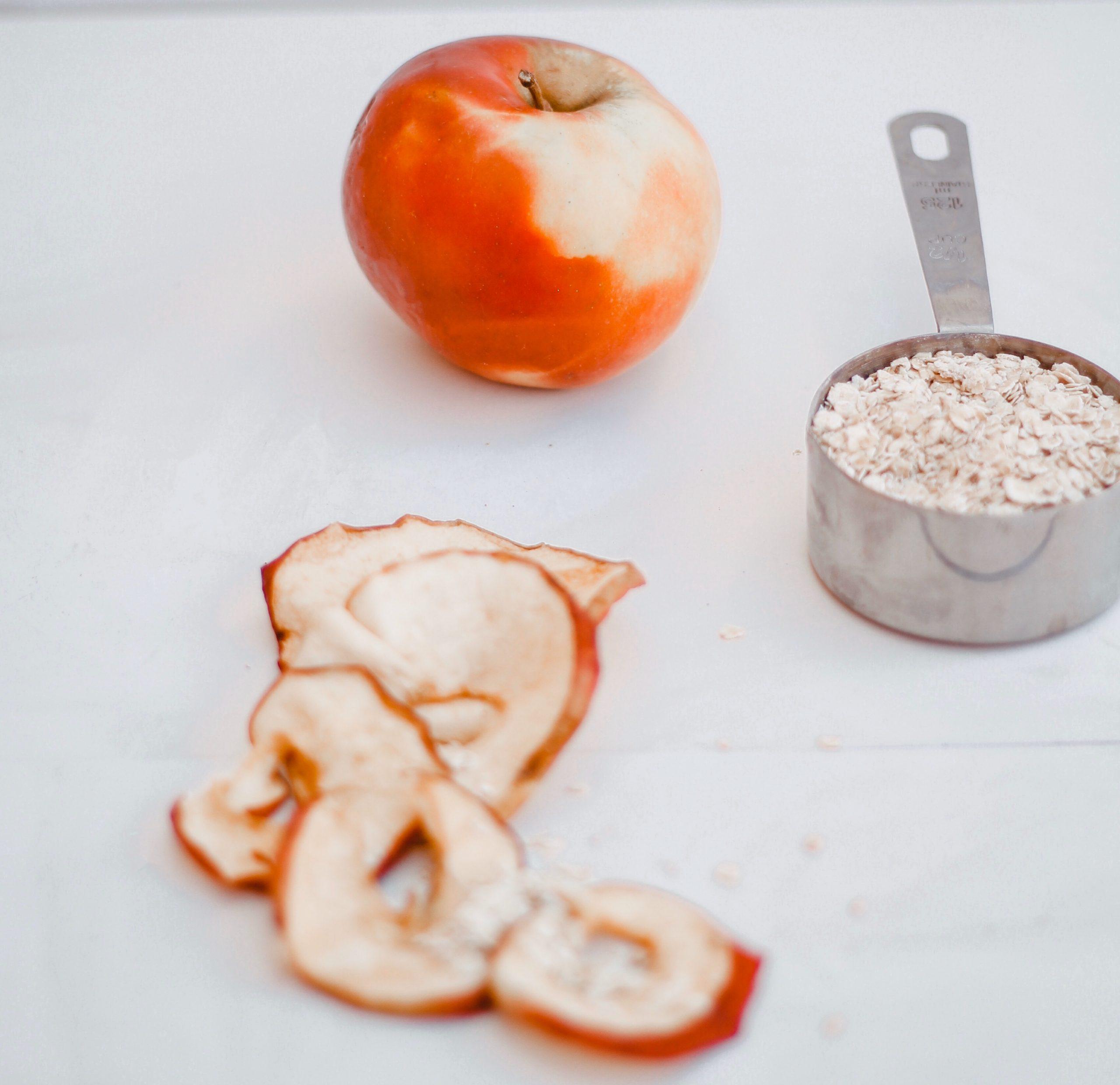 Ябълкови мъфини с овесени ядки 1
