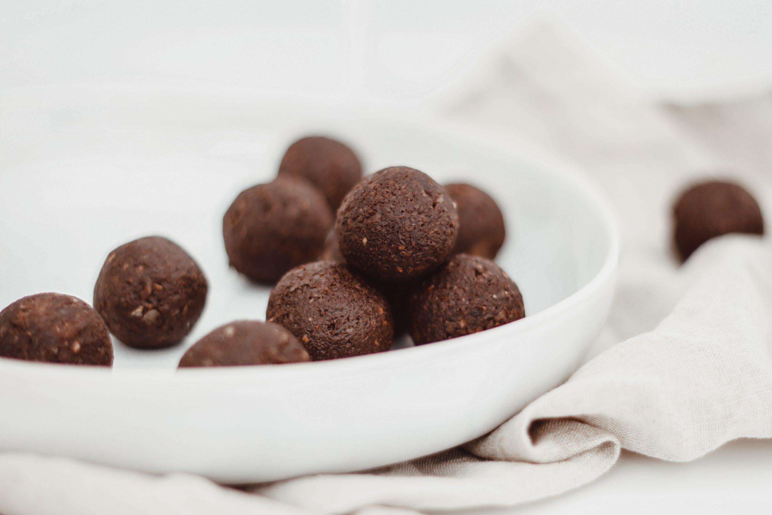 Сурови шоколадови бонбони 7