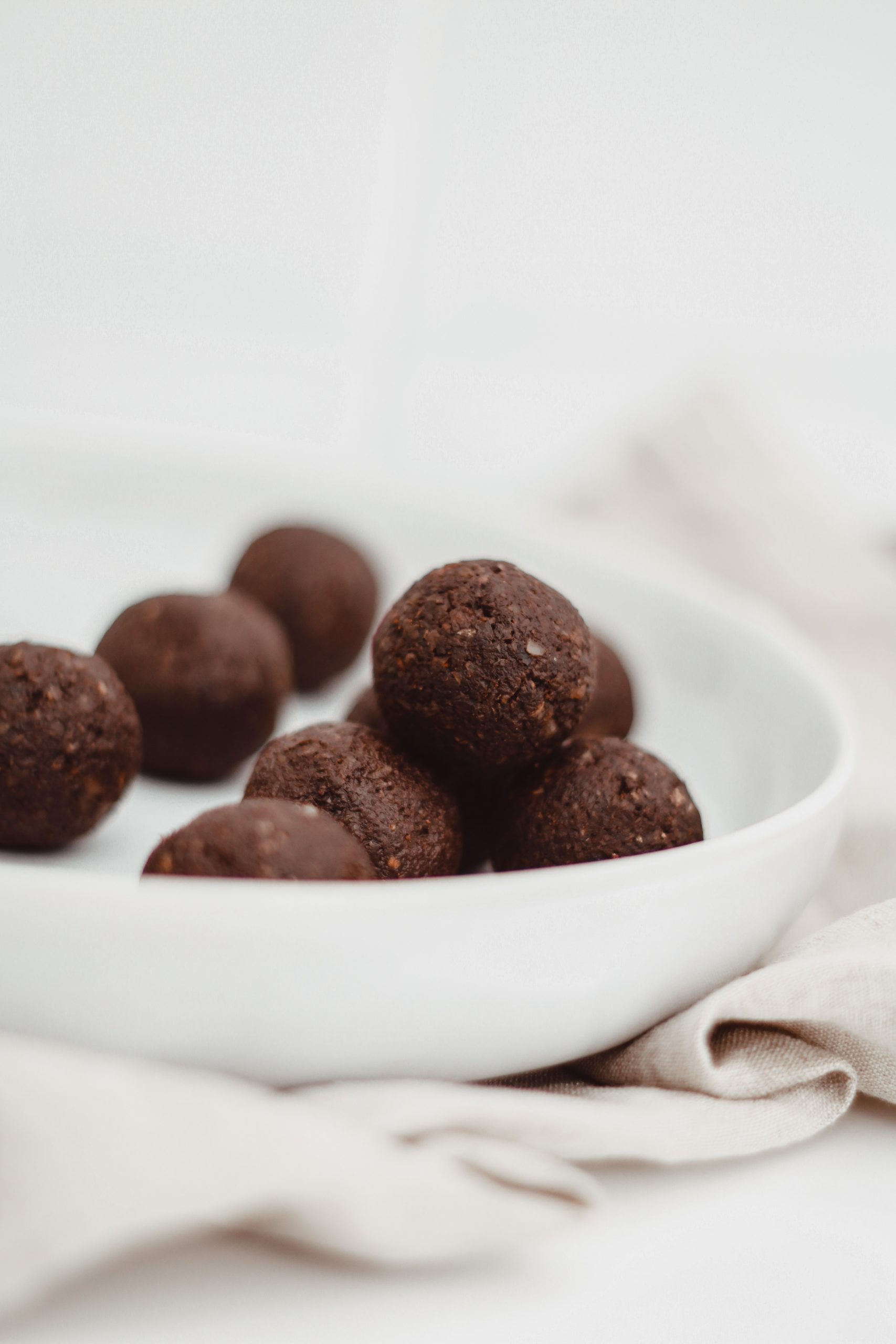 Сурови шоколадови бонбони 2