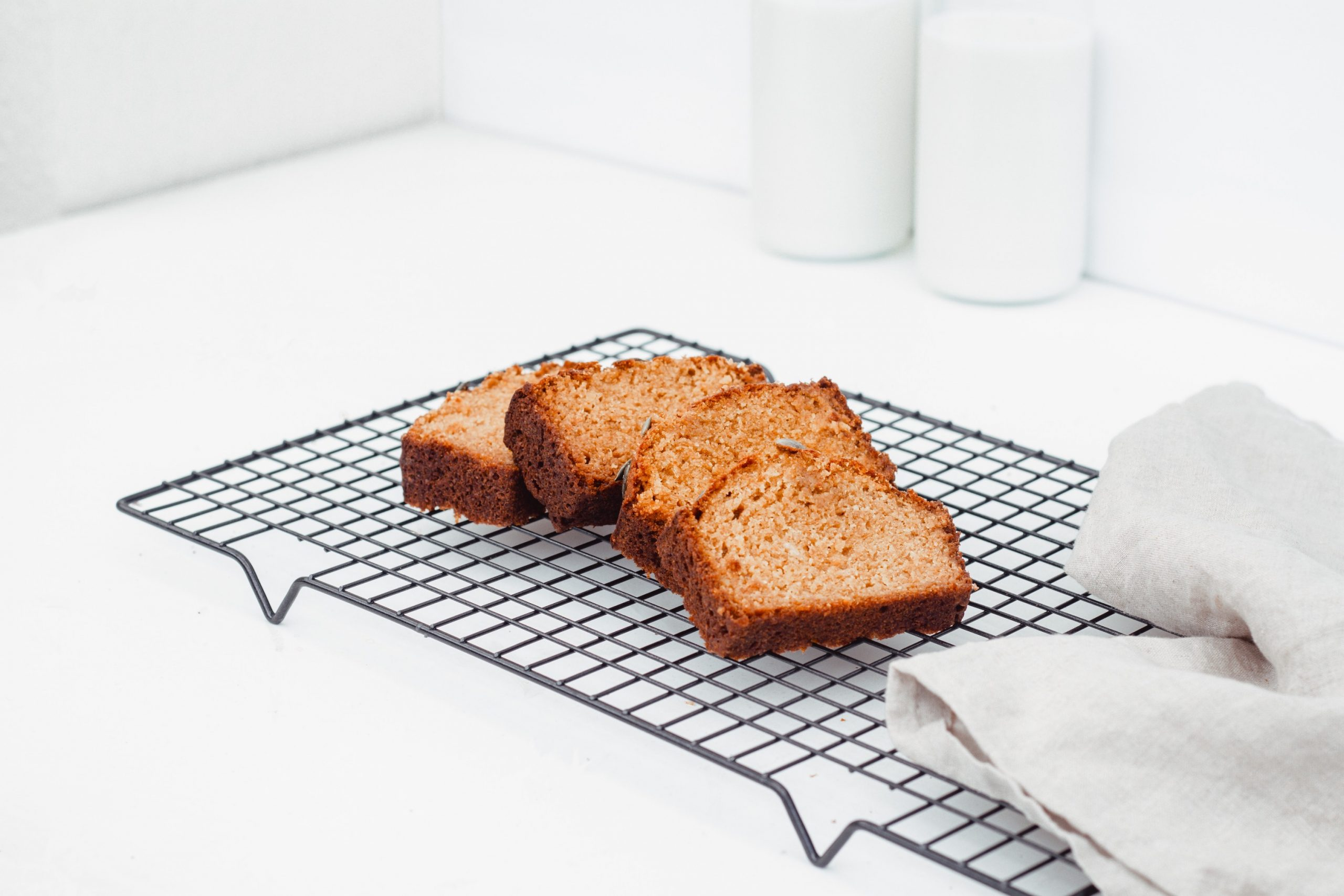 Здравословен тиквен хляб 1