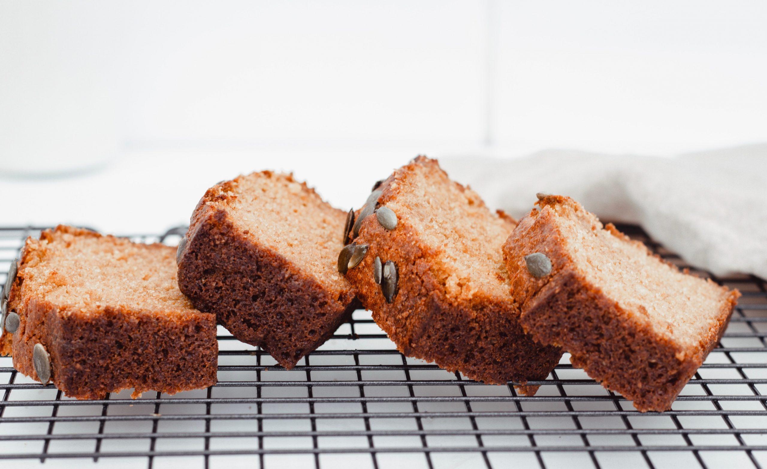 Здравословен тиквен хляб 3
