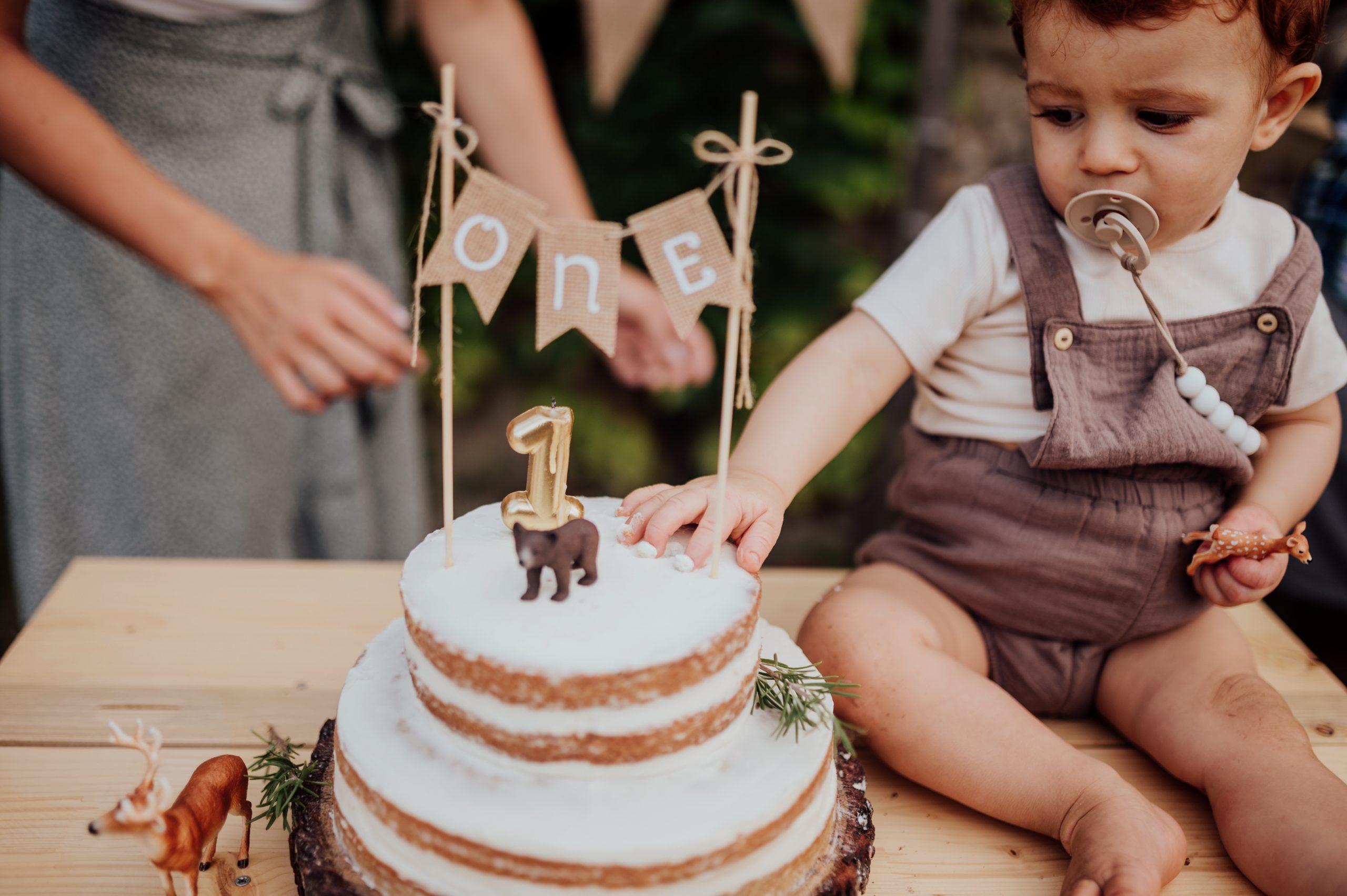 Здравословна торта за рожден ден 1