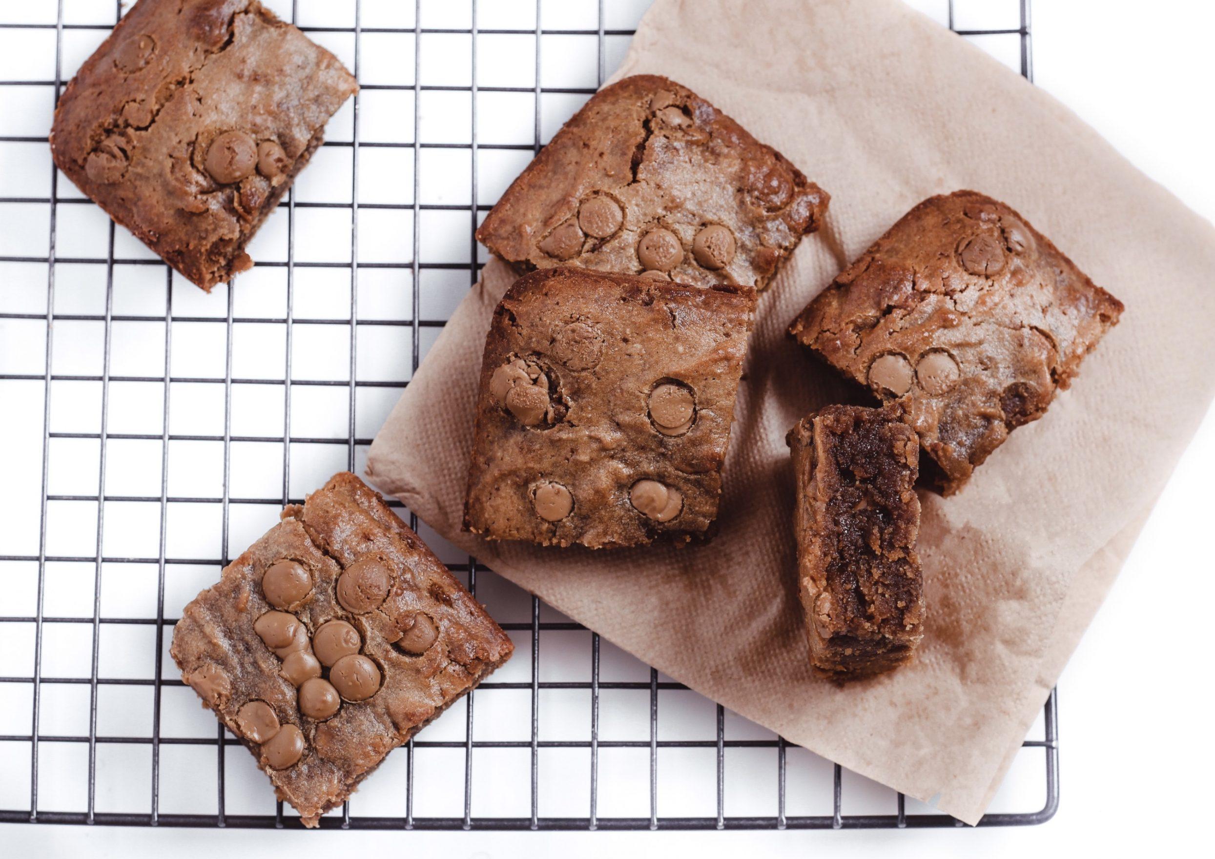 Здравословно брауни без брашно 2